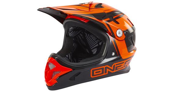 ONeal Spark Fidlock Steel Helmet black/red